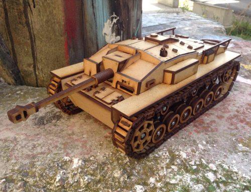 Char StuG III