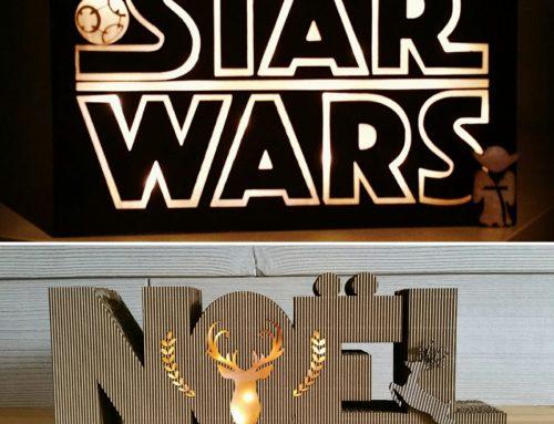 Noel et StarWars